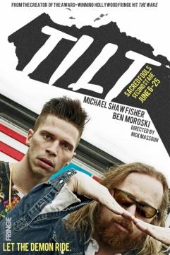 tilt gia on the move theatre reviews hollywood fringe festival benjamin schwartz