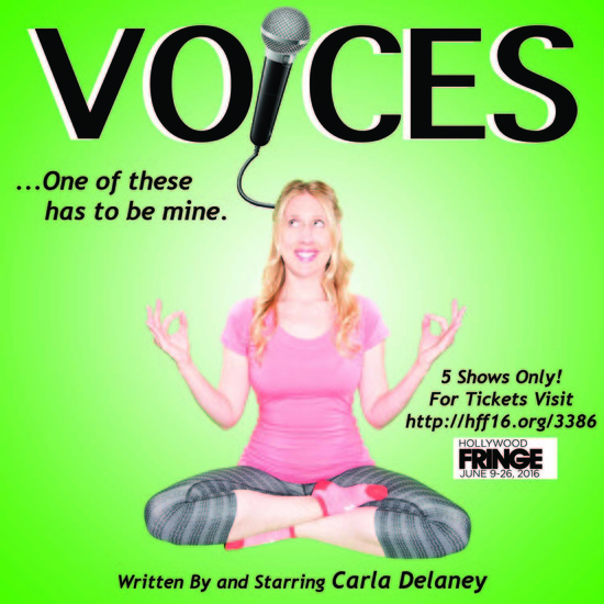 Voices gia on the move theatre reviews benjamin schwartz hollywood fringe festival