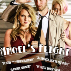 angels flights theatre review hollywood fringe festival
