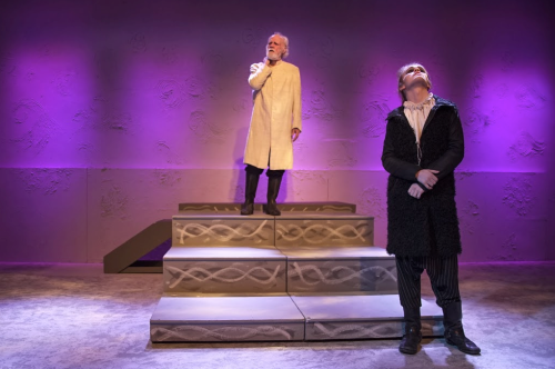 gia on the move theatre reviews king lear