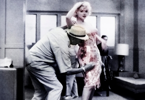 marilyn monroe gia on the move costume design