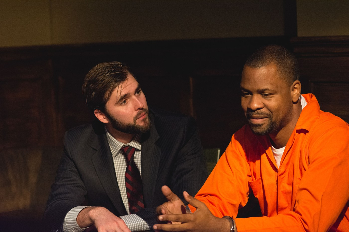 theatre 68 a time to kill ian robert peterson and bechir sylvain photo steven jones