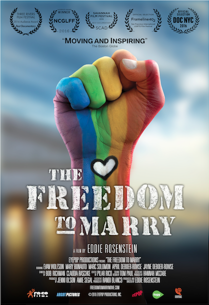 the freedom to marry film lgbt
