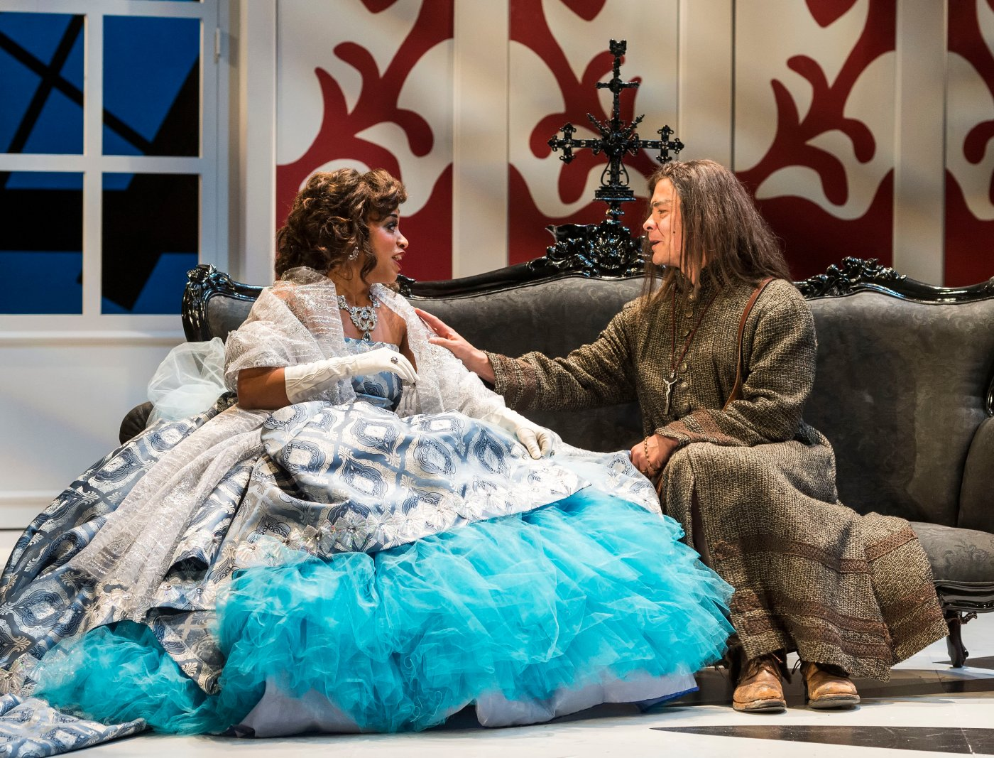 a noise within tartuffe costumes