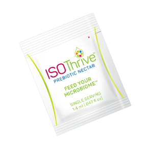 isothrive prebiotic nectar