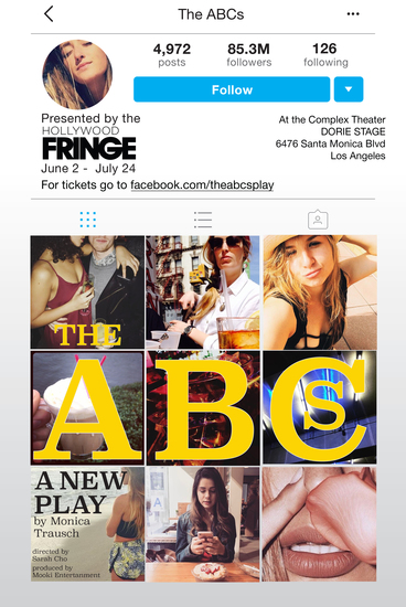 The ABCs Hollywood Fringe theater review