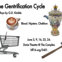 the gentrification cycle theater review hollywood fringe festival