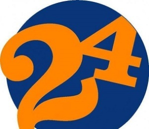 24th Street Theatre logo