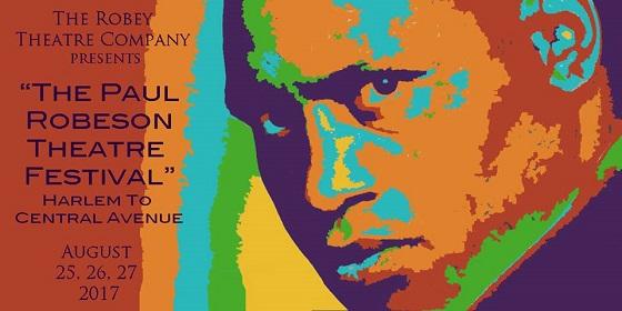 Paul Robeson Theatre Festival Los Angeles