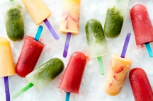 DIY Popsicles For Summer Scorcher Relief