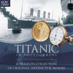Titanic Photo Exhibit Queen Mary Long Beach