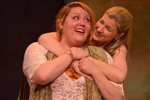 Abigail Marks Julia Davis Antaeus Theatre Company As You Like It Shakespeare Acorns cast