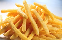 National Potato Day French Fry Addiction