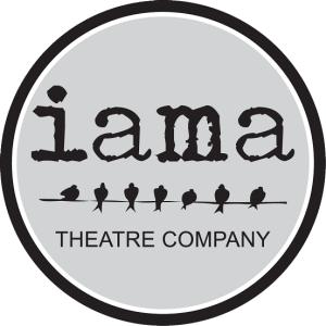 IAMA theatre company logo