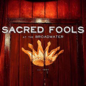Sacred Fools Broadwater logo