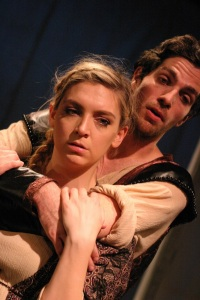 Alexandra Wright and Stephen Tyler Howell in Macbethx5