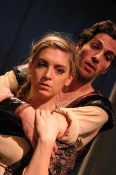 Alexandra Wright and Stephen Tyler Howell in Macbethx5
