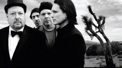 Bono and The Edge Waiting for Godomino's