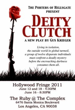 deity clutch hollywood fringe festival porters of hells gate