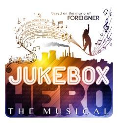 FOREIGNER Jukebox Hero musical poster
