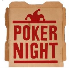 poker night film poster