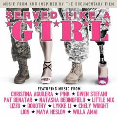 served like a girl female veterans documentary poster