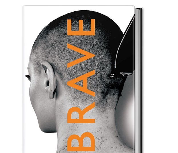Rose McGown BRAVE book cover