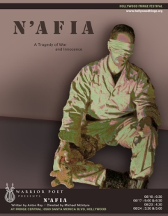 N'afia Hollywood Fringe Festival
