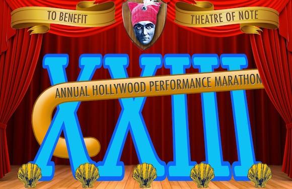 Theatre of NOTE marathon
