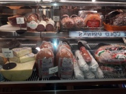 Real imported Parma Prosciutto and the cheese....oh!