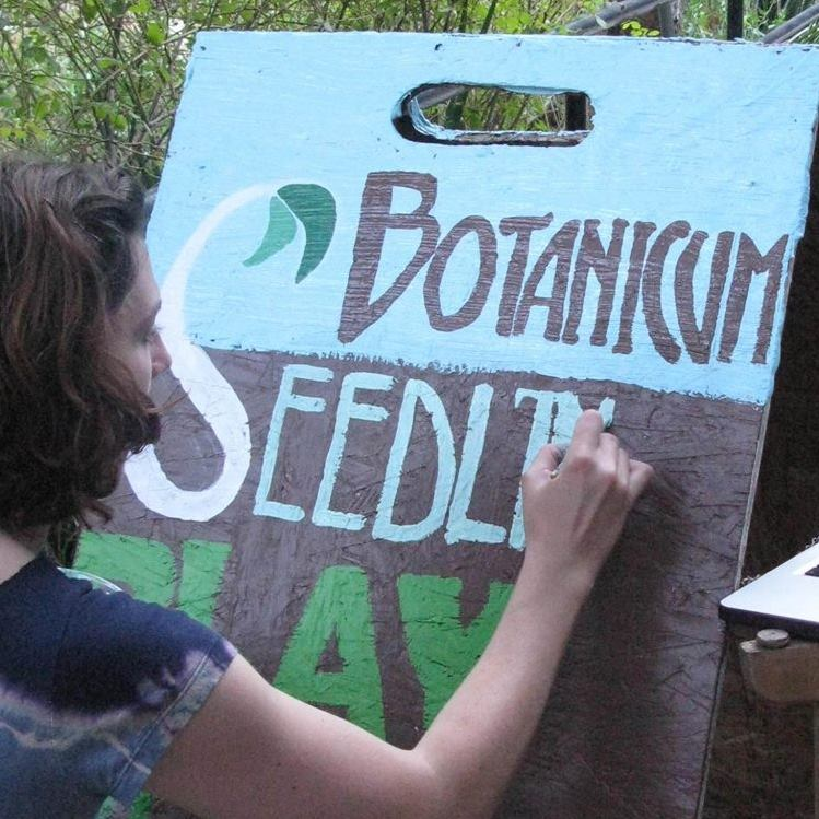 Theatricum Botanicum, Gia On The Move