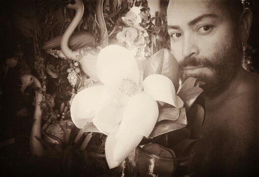 Mexican artist Tino Rodriquez