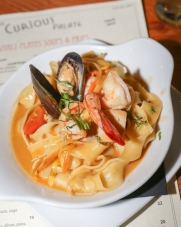 The Curious Palate, Gia On The Move