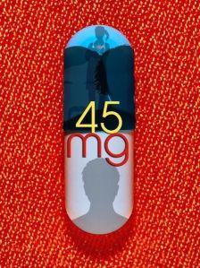 45 Milligrams