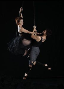 Gia On The Move, Matt Ritchey, theater reviews, Hollywood Fringe Festival, Cirque du Giselle