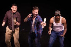 Hollywood Fringe Festival, Gia On The Move, Matt Ritchey