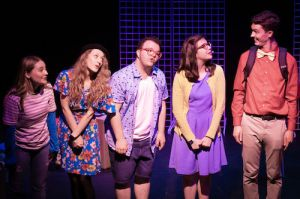 Gia On The Move, Matt Ritchey, theater reviews, Hollywood Fringe Festival, The Bully Problem