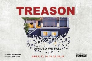 Gia On The Move, Matt Ritchey, theater reviews, Hollywood Fringe Festival, Treason