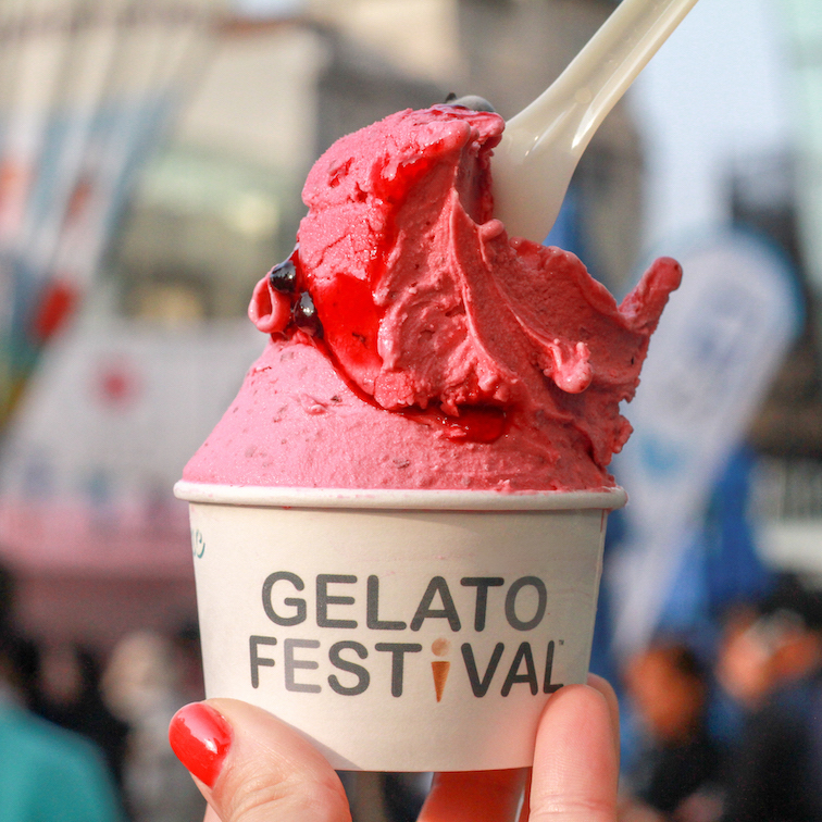 Gia On The Move, Tracey Paleo, Gelato Festival West Hollywood
