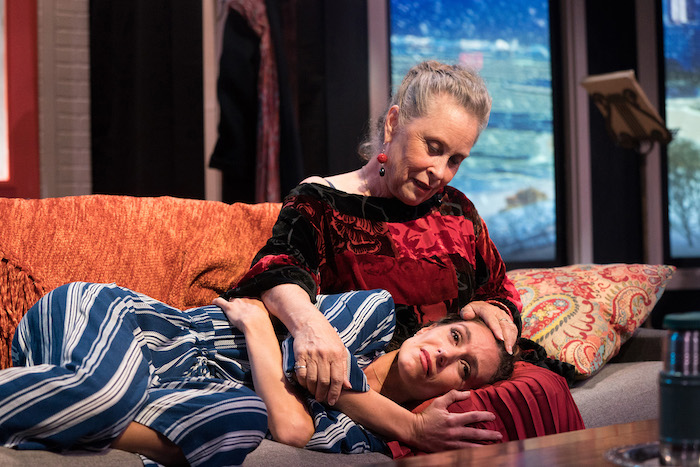 Gia On The Move, Guy Picot, Theater Review, Antaeus Theatre Company, The Abuelas