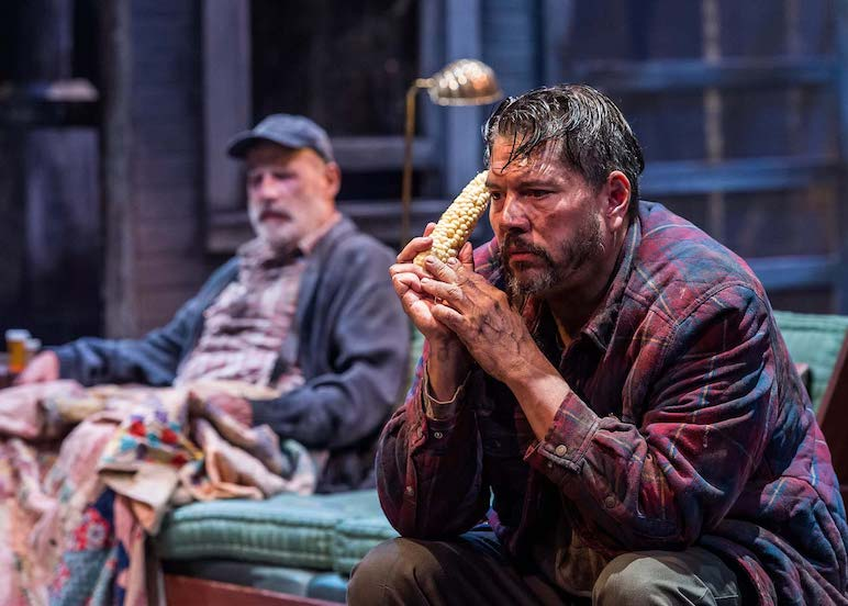 Gia On The Move, Matt Ritchey, theater reviews, Buried Child, A Noise Within