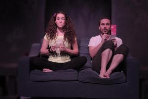 Gia On The Move, Matt Ritchey, theater reviews, Loft Ensemble, Growing Gills