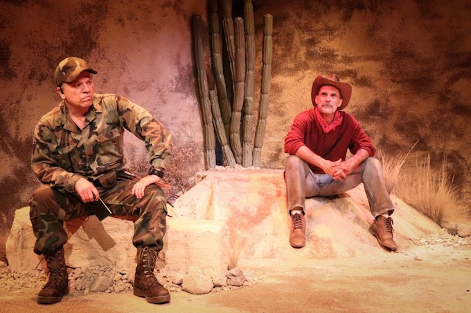 Gia On The Move, Guy Picot, theater, reviews, Road Theatre Company