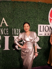 Gia On The Move, GRIOT Gala, Oscars 2020, diversity, entertainment industry, Oscars After Party, Dear White People, Julia Stier, Cary Reynolds, Chika Kanamoto