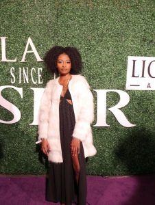 Gia On The Move, GRIOT Gala, Oscars 2020, diversity, entertainment industry, Oscars After Party, Dear White People, Julia Stier, Cary Reynolds, Iyana Halley