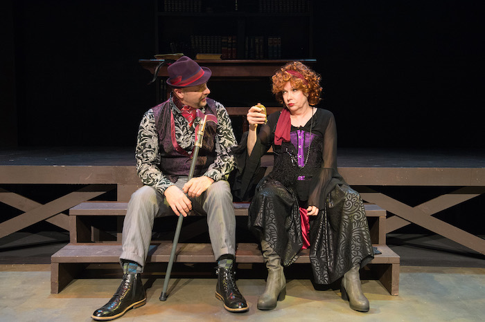 Gia On The Move, Guy Picot, theater reviews, Antaeus Theater Company, Measure for Measure
