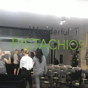 Gia On The Move, Tracey Paleo, Wonderful Pistachios, Heart & Hustle
